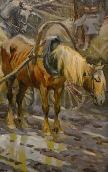 'Battle of Kaniów (Kaniv)' by Stanisław Bagieński