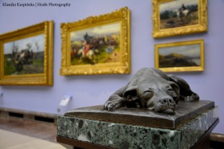 'Sleeping Dog' by Antoni Madeyski