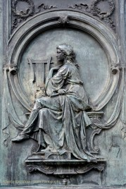 Beethoven Monument (Detail)