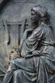 Beethoven Monument (Detail) II