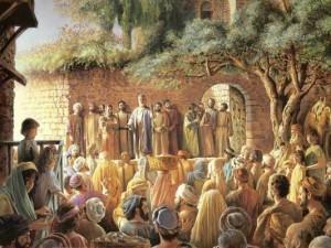 Проповедь Петра
