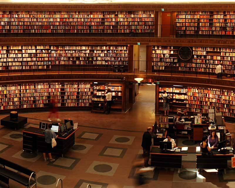 Library for College Student