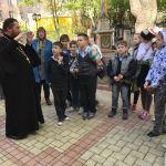 В храме прошел урок ОПК для школьников