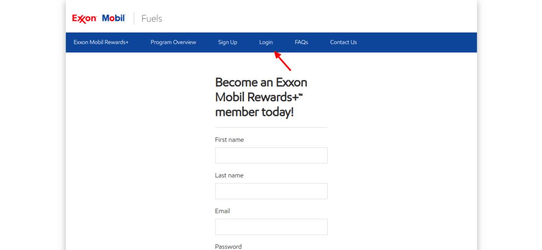 Exxon-Mobil-login