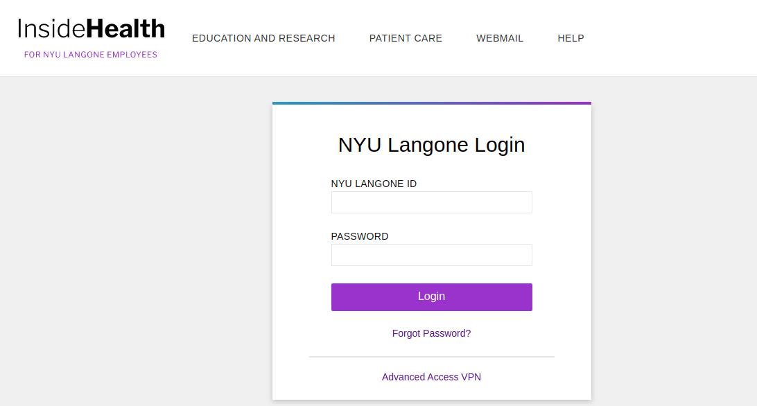 NYU Langone Logo