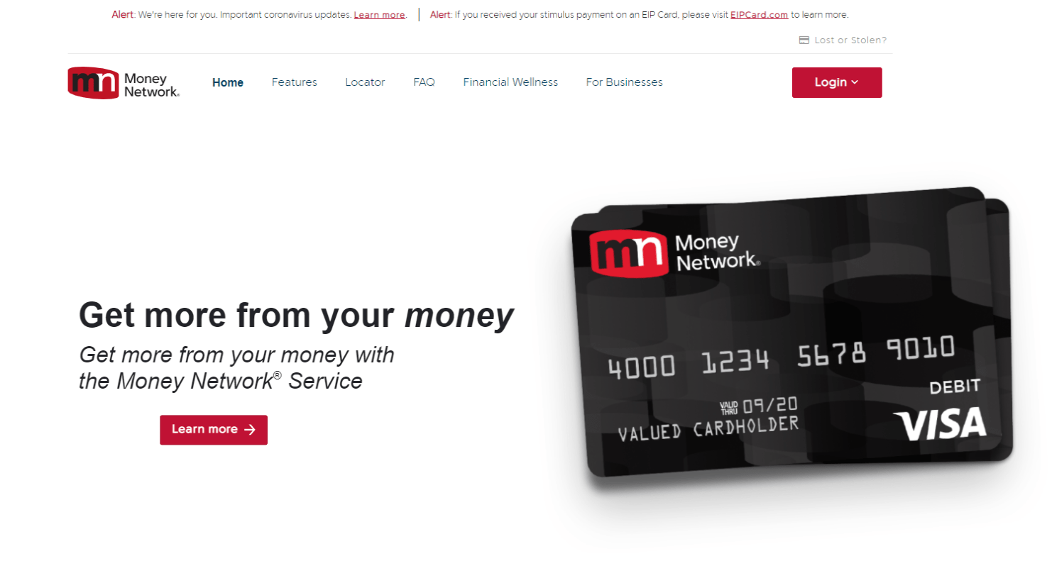 Money Network Card Activation