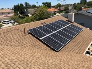 bay area solar installation