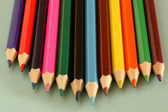 coloured-pencils