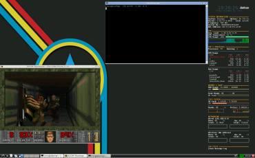 Raspberry Pi running Arch Linux