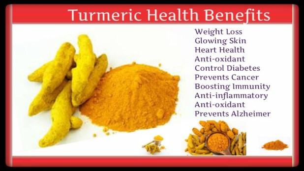Turmeric for healthy hair