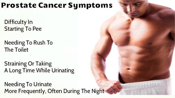 cáncer de próstata ke lakshan