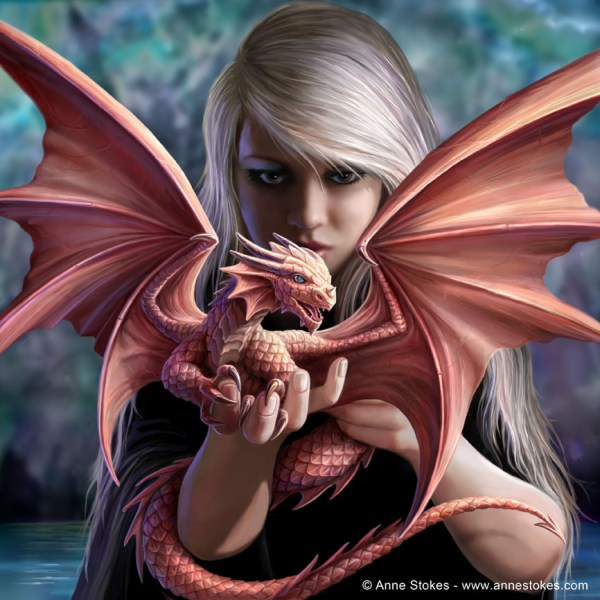 Anne Stokes Dragon