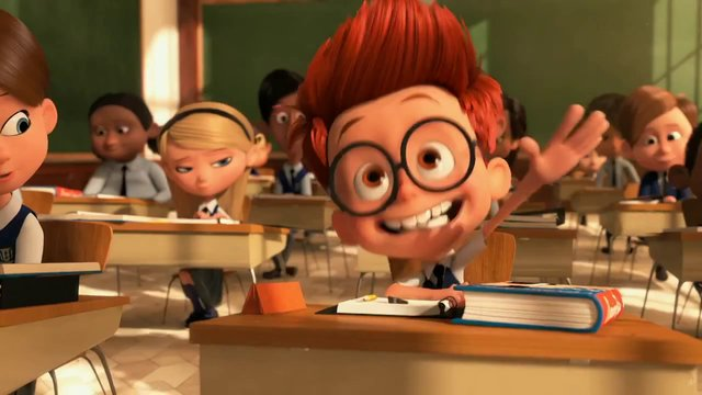 mr peabody and sherman mrs grunion invites the petersons