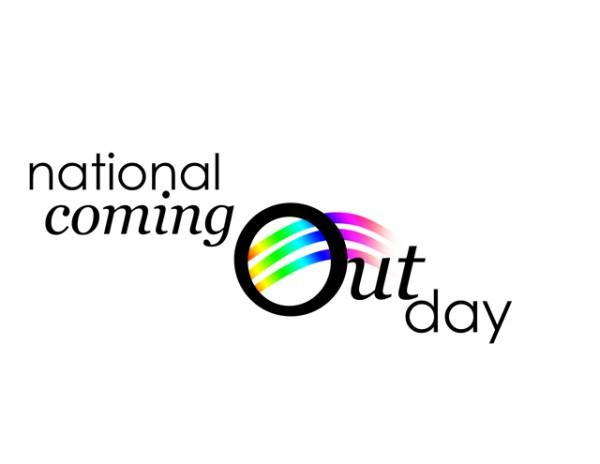 National Coming Out Day …. that time again in October