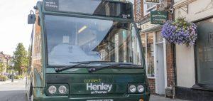 Henley eco-bus