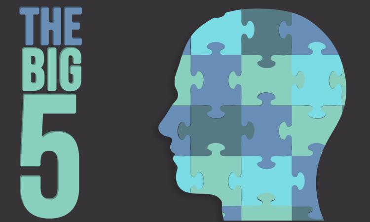 Didžiojo penketo asmenybės modelis. Kurie asmenybės bruožai svarbiausi darbdaviams?