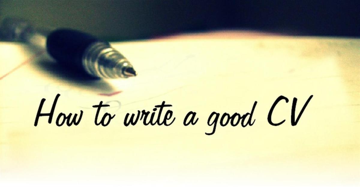 Kaip parašyti gerą CV ir būti pakviestam į darbo pokalbį?