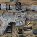 Custom Application of Cerakote by Certified Cerakote Applicator HRH Combat Arms