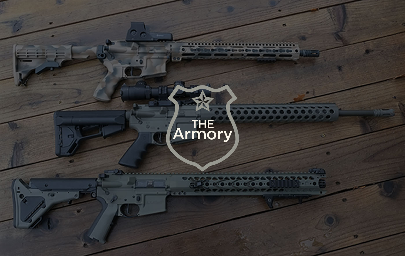 Custom Weapons and Accessories for sale at HRH Combat Arms