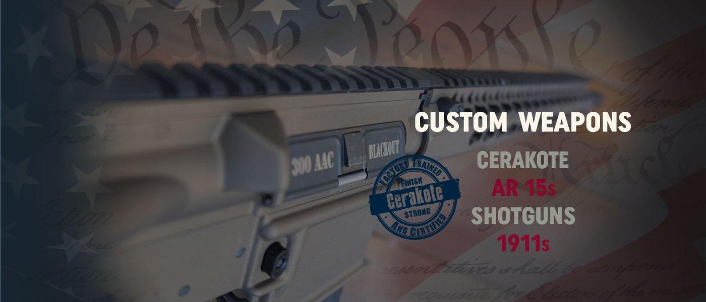 HRH Combat Arms & Coatings