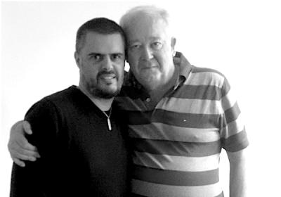 Com Francisco Fialho