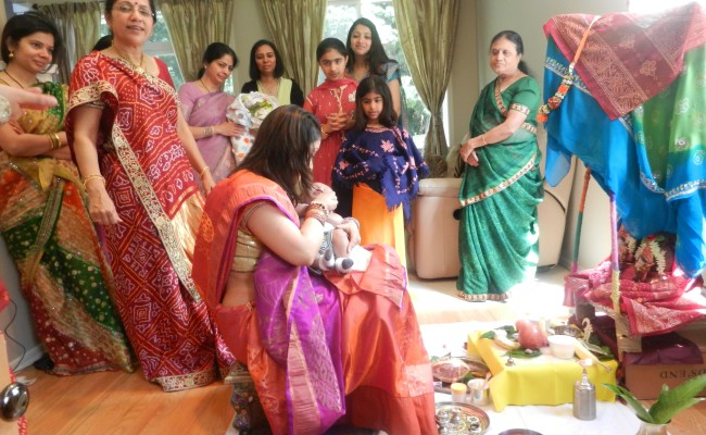 My Mamma S Shrimanth Baby Shower The Indian Way Hridhaan
