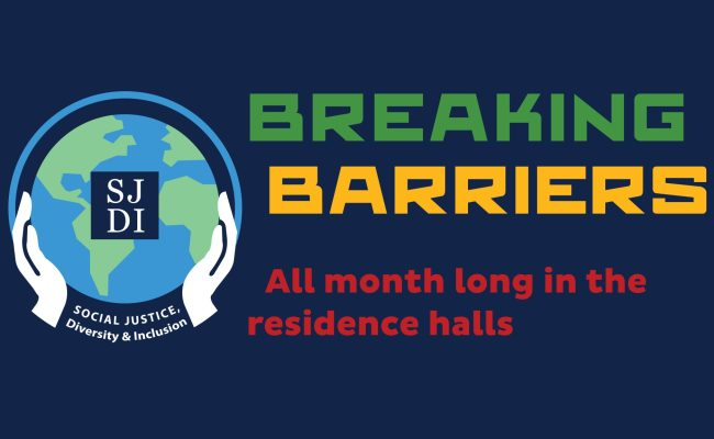 Breaking Barriers Housing And Residence Life At Uncg