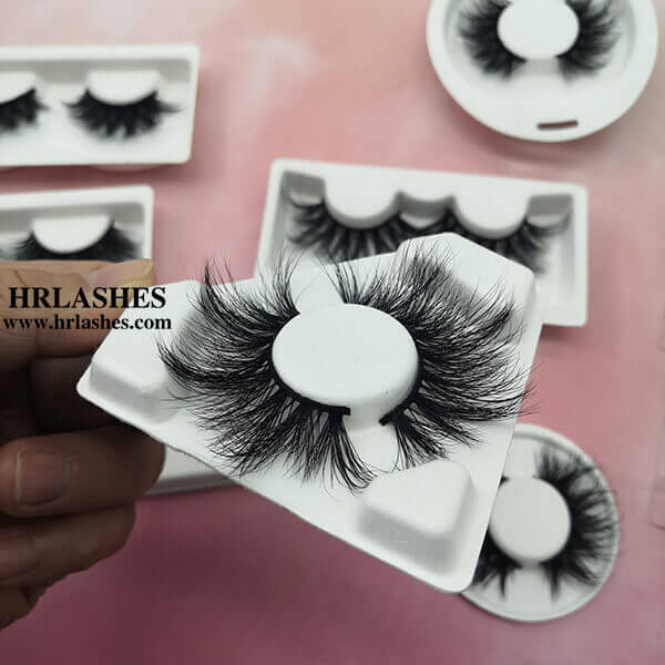 #Biodegradable Molded Paper Pulp eyelashes tray