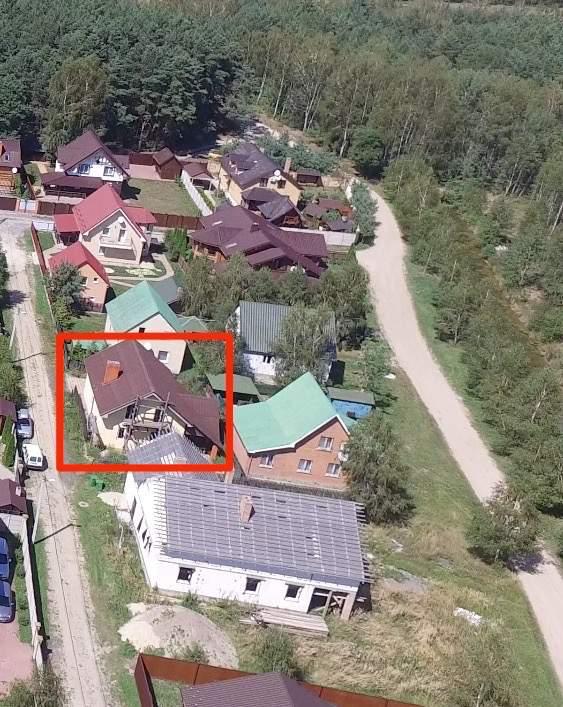 Будинок на території екс-прокурора Сергія Масалова
