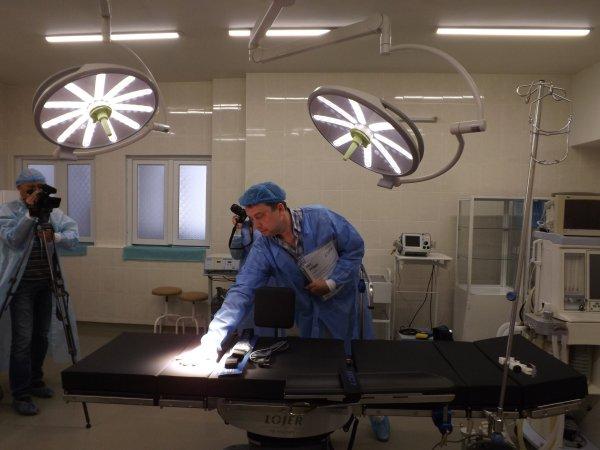 Завдяки Світовому банку в обласній лікарні на Волині робитимуть операції на відкритому серці