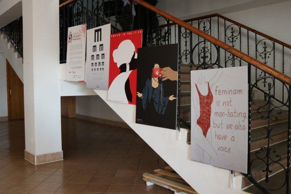 Виставка «Стоп цензурі» — у Луцьку