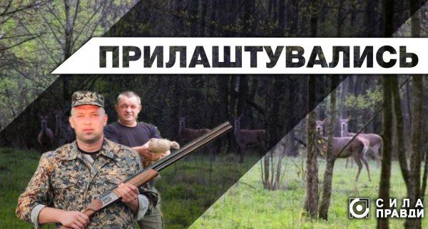 На Волині «вчорашні» лісівники очолили приватні мисливські фірми, яким нещодавно «подарували» угіддя