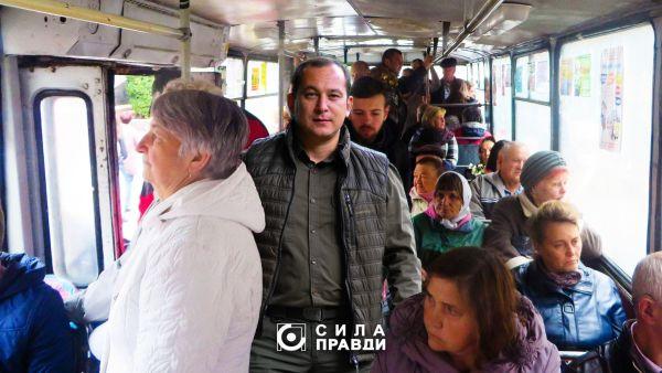 Тіньовий автопарк головного лісівника Волині Олександра Кватирка
