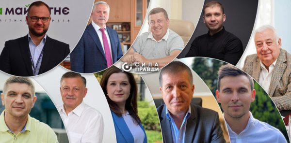 ТОП-10 найдорожчих виборчих кампаній кандидатів в мери на Волині у 2020-му