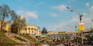 В Киеве ограничат движение транспорта на Институтской
