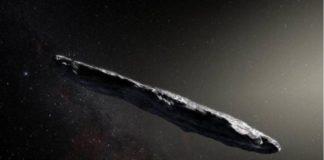 Астрономы объяснили происхождение Оумуамуа