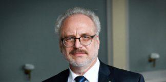 Президентом Латвии избран юрист Эгилс Левитс