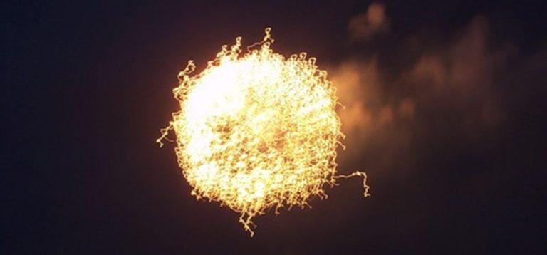 Ученые разгадали феномен шаровой молнии