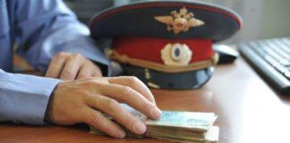 В России прошли массовые задержания полицейских по делу о коррупции