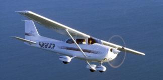 В Германии в аварию попал туристический самолет