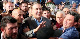 Саакашвили анонсировал свое возвращение в Грузию
