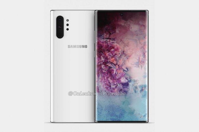 Samsung Galaxy Note 10 Pro2
