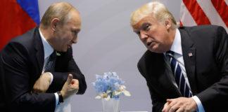 Трамп рассказал, где планирует встретиться с Путиным