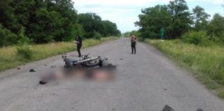 В Луганской области в аварии погибли трое подростков