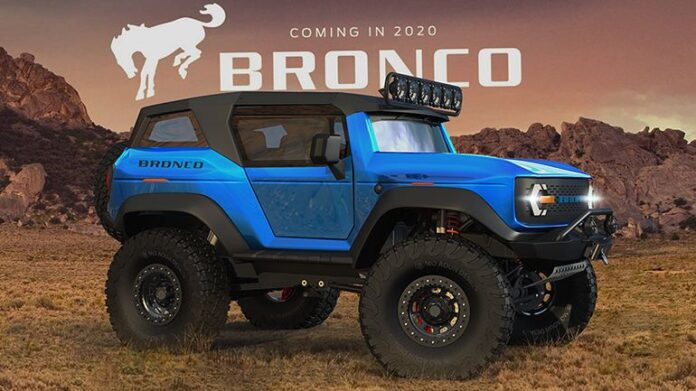 New Ford Bronco >> An Insider Shared Details About The New Ford Bronco