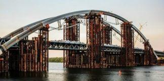 Кличко рассказал, как будет выглядеть Подольский мост после реконструкции