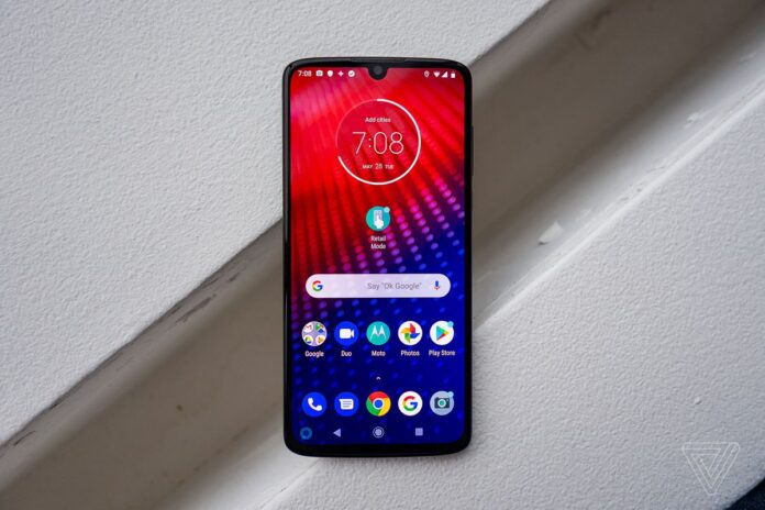 Motorola will upgrade your Moto Z4 - micetimes asia