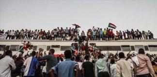 Число жертв в результате протеста в столице Судана выросло до девяти человек