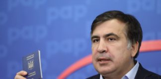 Саакашвили рассказал об отношениях с Аваковым