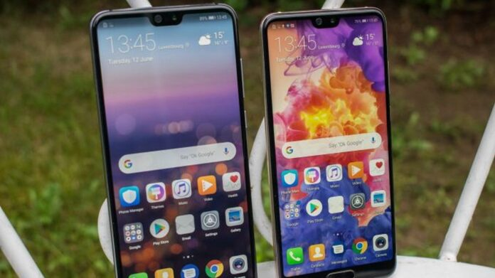 Smartphones Huawei P20 and P20 Pro has received the final version of